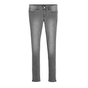 White House Black Market Jeans - WHITE HOUSE BLACK MARKET GREY SKIMMER JEANS 00